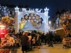Marché de Noël en Lorraine