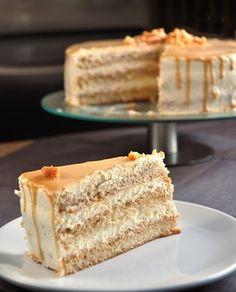 Vanilla Cake, Deserts, Good Food, Birthday Cake, Sweets, Cookies, Eat, Cupcake Decorations, Foods