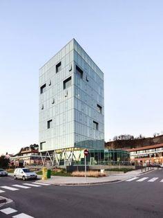 Zaisa Office Tower - Spain