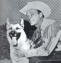 Bullet the Wonder Dog was the German shepherd on the western adventure THE ROY ROGERS SHOW - NBC 1951-57 - CBS 1961-64.