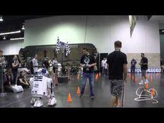 02. Droid Race - Star Wars Celebration Anaheim 2015