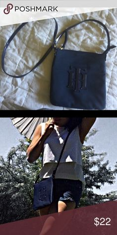 Navy Tommy Hilfiger cross-body bag, New w/out tags Navy Tommy Hilfiger cross-body bag, New w/out tags Tommy Hilfiger Bags Crossbody Bags