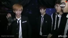 V dancing to Speed Don't Tease Me