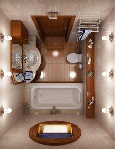 Дизайн комнат малогабаритных фото.