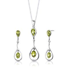 Tuscany Silver Sterling Silver Set of Paval Round Pendant and Earrings IcIh6ChM7