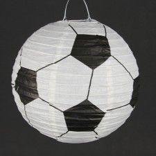 Soccer ball paper lantern! Facebook: facebook.com/FloridaYouthSoccer  Twitter: @FYSASoccer  Website: www.fysa.com