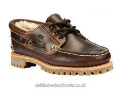 Women's Classic Amherst 3-Eye Boat Shoe £93.61
