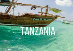 ITINERARY IDEAS: 2 WEEKS IN TANZANIA
