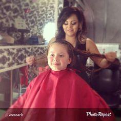 Salon on wheels @The Kiss N Makeup Parlour