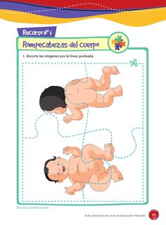 Guia educacion-sexual-integral-nivel-primaria Preschool Learning, Comics, Ideas, Toddler Girls, Teaching Aids, Human Anatomy, Parents, School, Activities