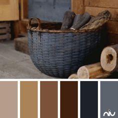 Rustic basket (object) Amazing Living room color scheme