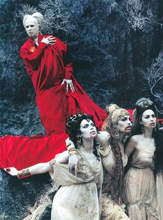 Francis Ford Coppola's version of Dracula was required viewing for a goth in the 90's and early 00's, so you could fall in lust with Gary Oldman in his grey tails and tophat, and …