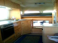Tiny House Listings: Tiny Houses For Sale and Rent Vintage Campers Trailers, Camper Trailers, Rv Living, Tiny Living, Retro Rv, Pop Up Truck Campers, Think Small, Camper Caravan, Tiny House Listings