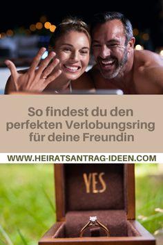 Mit folgenden Tipps findest du den perfekten Verlobungring für deine Freundin. Ring Verlobung, Perfect Engagement Ring, Ring