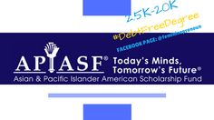 DEBT FREE DEGREE ALERT! Asian and Pacific Islanders, this one's FOR YOU! *The APIASF General Scholarship Application Deadline has been extended to January 18, 2017 11:59 PM EST* The APIASF General Scholarship online application opens on September 15, 2016 and closes on January 18, 2017 at 11:59 PM EST. Scholarship awards range from one-time $2,500[...]