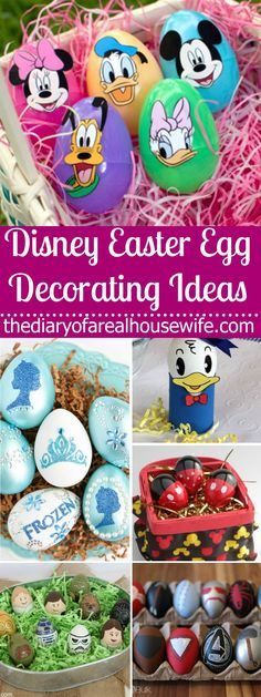 Easter Eggs Disney Easter drawings for kids Plastic Easter Eggs, Easter Crafts For Kids, Adult Crafts, Kid Crafts, Disney Easter Eggs, Easter Drawings, Ukrainian Easter Eggs, Coloring Easter Eggs, Easter Bunny Decorations