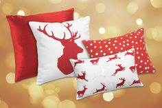 Adventskalender 2015, jetzt mitmachen! Throw Pillows, Cushions, Decorative Pillows, Decor Pillows, Scatter Cushions