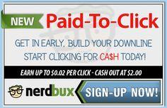 NerdBux – Timtech LLC startet erstes PTC / GPT Projekt