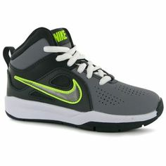 570df70387cf Nike Team Hustle D6 Kids Basketball Shoes Ropa De Esquí