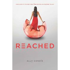 Reached by Ally Condie- last book in the trilogy Matched. By far one of the best set of books I have ever read. So good that I'll probably re-read them haha. Everything just comes together perfectly in this last book. A must read!!!!