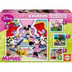 Puzzle Minnie ( Ref:  0000015134 )