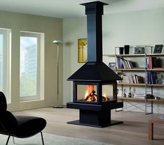 Rocal Giselle Fireplace