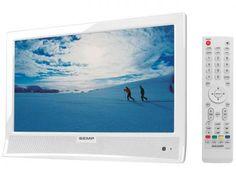 "Ótimo produto :   TV LED 14"" Semp Toshiba LE1473(B)W - Conversor Digital 1 HDMI 1 USB Bivolt - 14"" Smart Tv, Usb, Tv Led, Magazine, Top Reads, Places, Magazines, Warehouse, Newspaper"