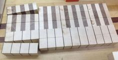 End Grain (Key) Board Collection.... - by JL7 @ LumberJocks.com ~ woodworking community