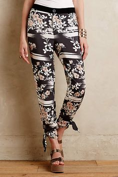 Wildflower Joggers - anthropologie.com #anthrofave