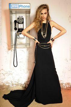 dsquared fashion show | Cara Delevingne for Dsquared Fashion Collection (Pre-Spring 2013 ...