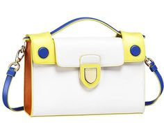 New from the Diorever bag series. The Diorever Squad from the Resort'17 collection is available in hand carry or cross-body option. With enamel signature badge contrasting leather magnet and color on edge and handstitched detail the bag is at the same time casual elegant as well as cute. You got everything on this creation! #dior #diorever #dioreversquad #bag #handbag #resortcollection @dior  via MARIE CLAIRE INDONESIA MAGAZINE OFFICIAL INSTAGRAM - Celebrity  Fashion  Haute Couture…