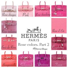 e are some standard Hermes colors and how it looks on the Birkin. I've taken these pictures from various sources and complied them for easy reference. Fabric Handbags, Cute Handbags, New Handbags, Hermes Handbags, Luxury Handbags, Purses And Handbags, Cheap Handbags, Popular Handbags, Cheap Purses
