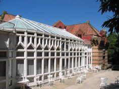 Invernadero El Capricho de Gaudí