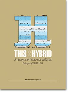 New updated and extended edition in large format. THIS IS HYBRID is a selection of the articles and projects published initially in the Hybrids series of the a+t magazine.