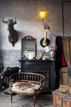 Maison Bergogne: Antiques, Decor and Discovery | And North | http://andnorth.com
