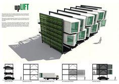 Cómo transformar una plaza de garaje en una vivienda nicho  Algunas ciudades como Nueva York (EEUU) están sufriendo una cambio cultural que relega a un papel secundario a los automóviles privados.