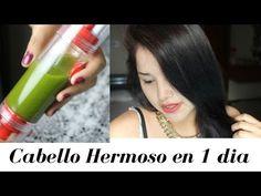 CABELLO HERMOSO EN 1 DIA ACEITE CAPILAR CASERO- Maya Belleza de la India - YouTube