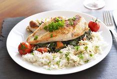 Dietetyczny obiad - 5 szybkich przepisów