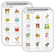 Une French Flashcards, French Kids, Education And Literacy, French Grammar, French School, French Lessons, Learn French, Interactive Notebooks, Learning