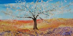 Landscape Paintings, Shopping, The Originals, White Trees, Landscape Pictures, Oil On Canvas, Summer Time, Artists, Landscape Drawings