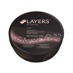 Quiver Layers Body Butter    Innocent vanilla flower, warm sandalwood, and sultry night-blooming tuberose in a seductive scent, meant to cause a shiver of delight.