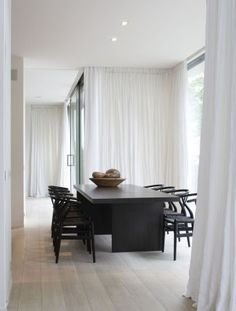 """Now that you have decided you are interested in contemporary home decor for your home, you must first learn the key elements. One thing to remember when working in contemporary interior design is the major rule """"less is more"""". Contemporary Interior Design, Interior Modern, Home Interior Design, Interior Architecture, Contemporary Bedroom, Contemporary Kitchens, Modern Exterior, Modern Decor, Modern Contemporary"""