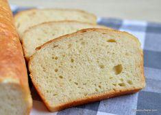 felie de paine pufoasa de casa facuta cu iaurt grecesc Easy Meals, Bread, Food, Greece, Daisy, Brot, Essen, Quick Easy Meals, Baking