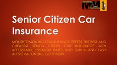 Citizens Insurance Quote Find The Best Senior Citizen Car Insurance Rates With Its Benefits .
