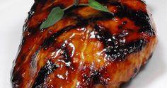 Asian Grilled Chicken | Recipesdaily4u