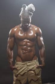 22 mejores imágenes de NEGROS MUSCULOSOS | Black man