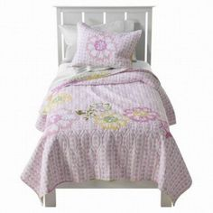 Or Just The Circo 174 Ladybug Sheet Set And A Solid Pink