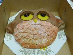 Ugglor i mossen?... näe... i tårtan...