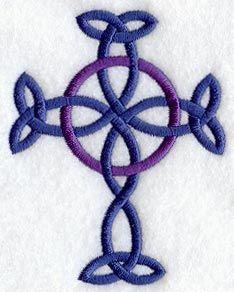 Celtic Trinity Cross