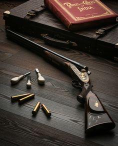 The Westley Richards India Rifle